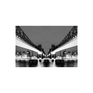 Obraz Night Vision Black, 41 x 61 cm