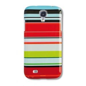 Etui na telefon Galaxy S4 Stripy