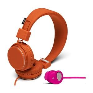 Słuchawki Plattan Rust + słuchawki Medis Raspberry GRATIS