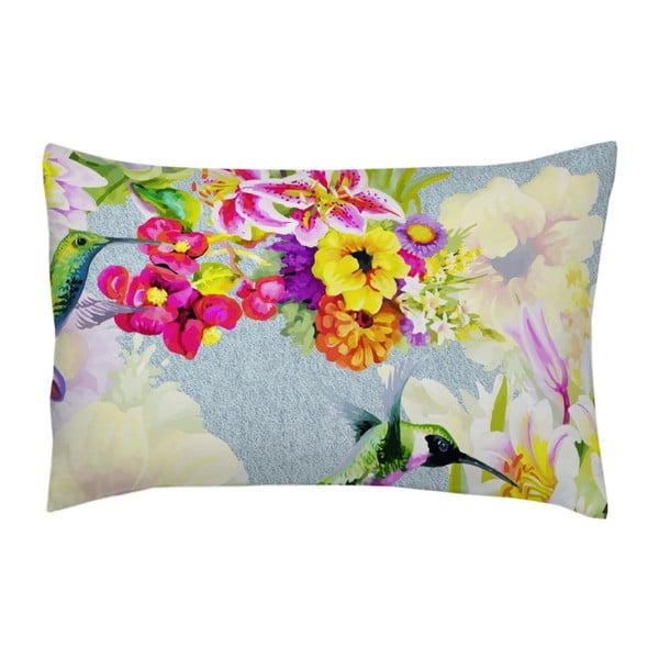 Poszewka na poduszkę Wild Orchid Yellow, 50x70 cm