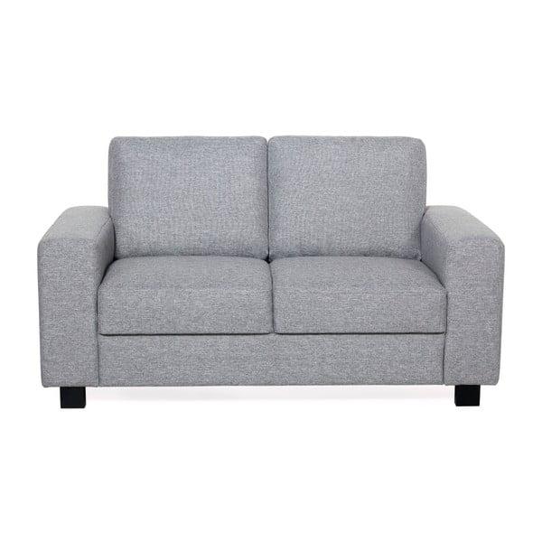 Szara sofa 2-osobowa Softnord Aaron