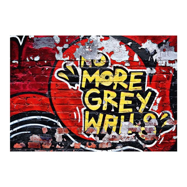 Wielkoformatowa tapeta Graffiti, 366x254 cm