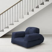 Fotel Hippo Navy Cotton