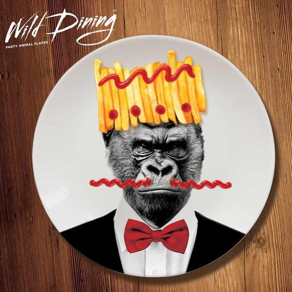 Talerz Wild Dining Goryl