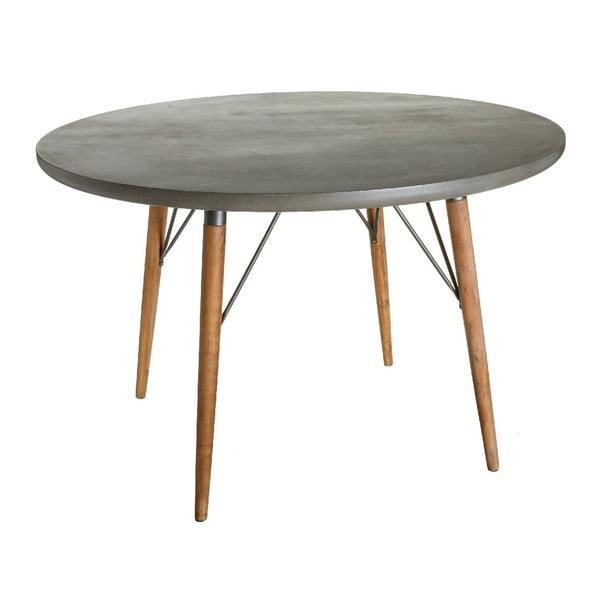 Stół Grey Board, 120x120x75 cm