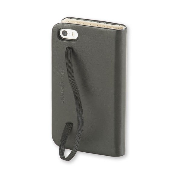 Czarne etui na iPhone 5/5S Moleskine