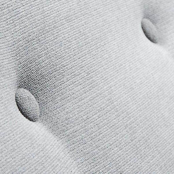 Jasnoszara sofa La Forma Opal