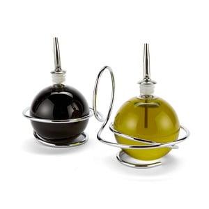 Zestaw pojemników na ocet i oliwę Loop