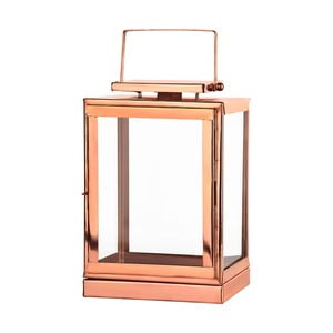 Latarnia Dubai Copper, 30 cm