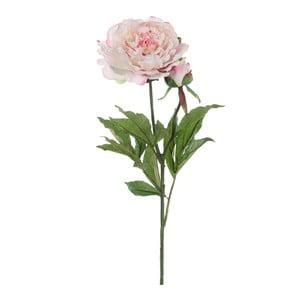 Sztuczny kwiat Peonyrose Light Pink, 71 cm