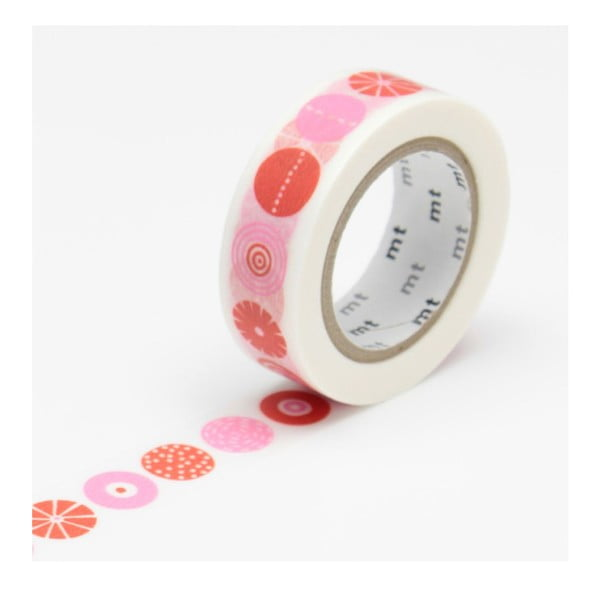 Taśma dekoracyjna washi Candy