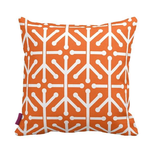 Poduszka Diod Orange, 43x43 cm