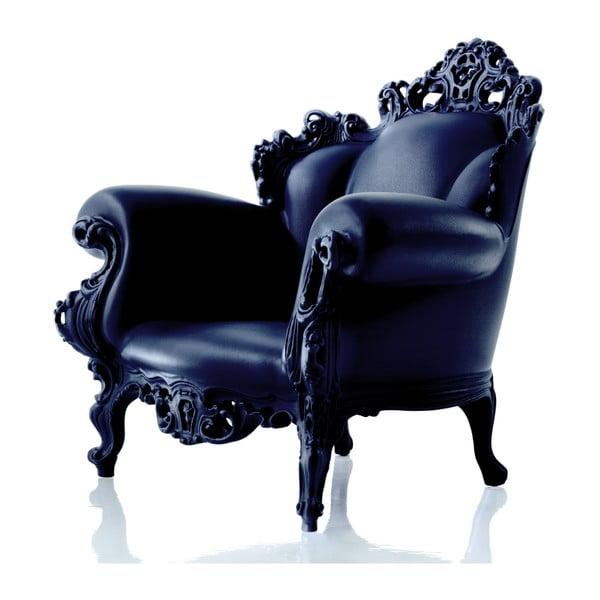 Fotel Proust, niebieski