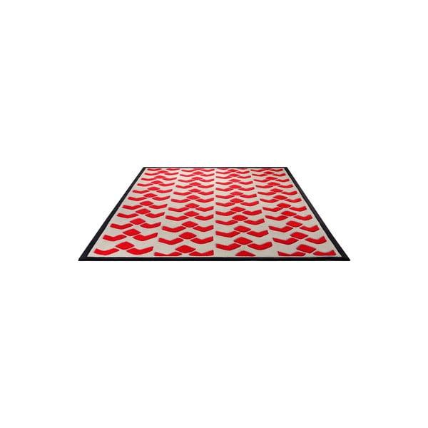 Dywan Esprit Bauhaus Red, 170x240 cm