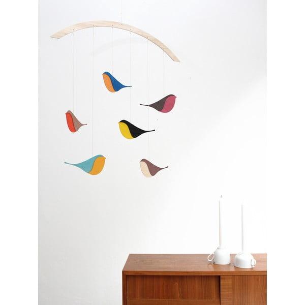 Dekoracja wisząca SNUG.Songbirds