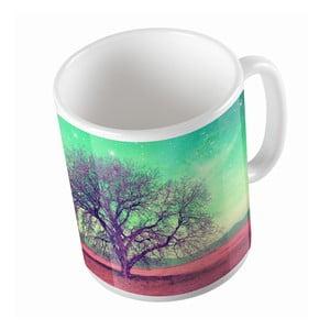 Kubek ceramiczny Magic Tree, 330 ml