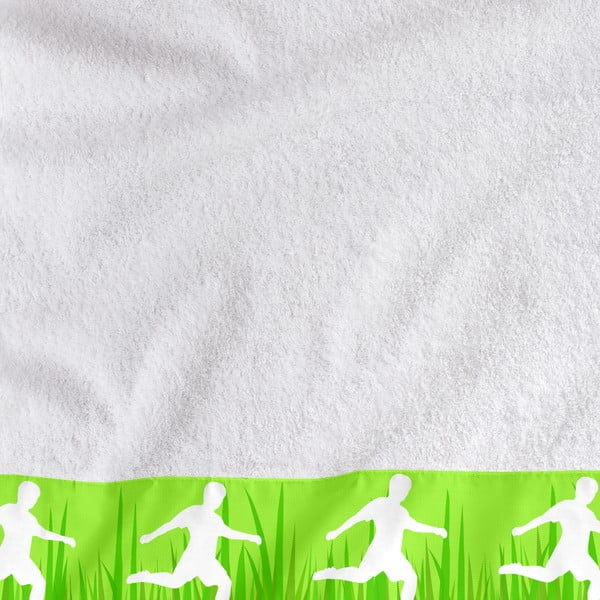 Zestaw 2 ręczników Football, 50x100 cm i 70x140 cm