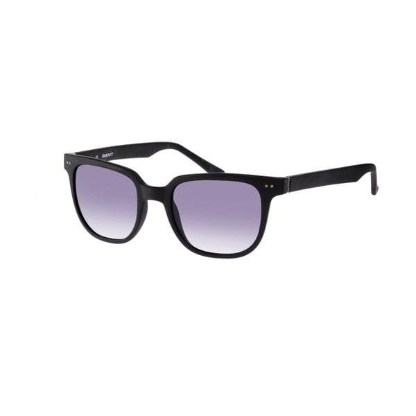 Męskie okulary przeciwsłoneczne GANT Matt Black