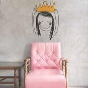 Naklejka Crown Princess, 28x31 cm