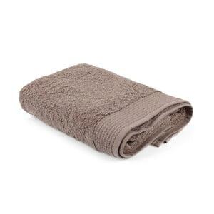 Brązowy ręcznik Jerry,50x100cm