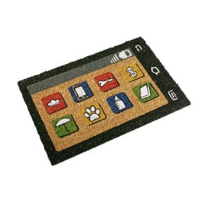 Wycieraczka Tablet, 60x40 cm