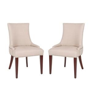 2 krzesła Lester