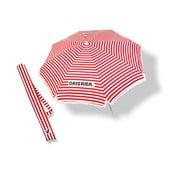 Parasol plażowy Fun Brella Red Stripes