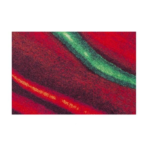 Wysoce wytrzymały chodnik kuchenny Webtapetti Peperoncini, 60x220 cm