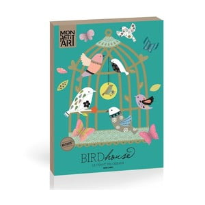 Papierowa girlanda Mon Petit Art Bird House