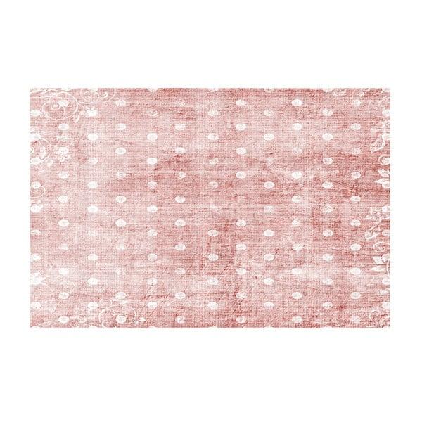 Winylowy dywan Topos Rosa, 99x120 cm