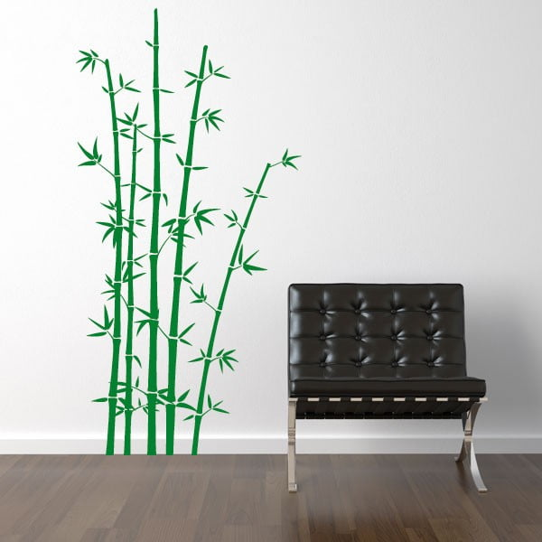 Naklejka Green Bamboo