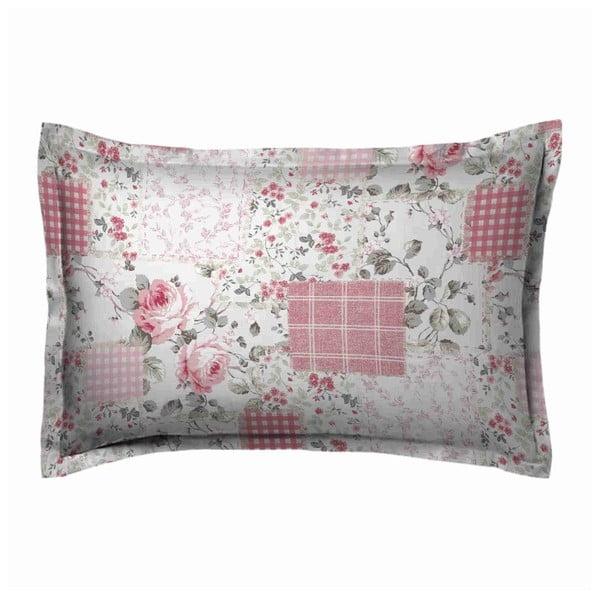 Poszewka na poduszkę Cloud Rosa, 50x70 cm