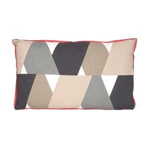 Poduszka Layers Pink, 50x30 cm