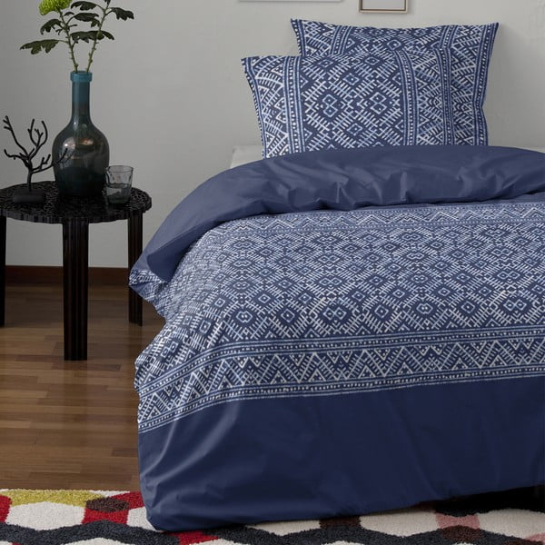 Pościel Barika Indigo Blue, 140x200 cm