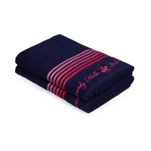 Zestaw 2 ręczników BHPC Callum, 70x140cm