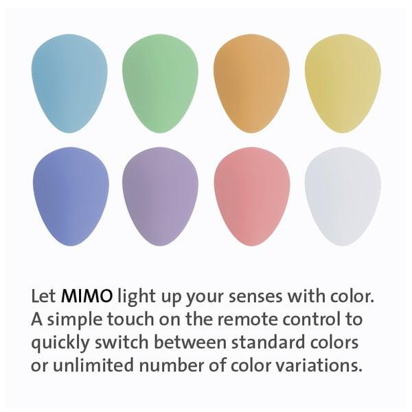 Światło Mimo LED, zestaw S+M+L