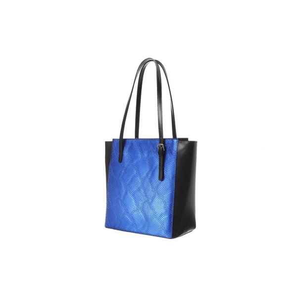 Skórzana torebka Rep Miss Blue