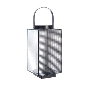 Lampion Grid Black