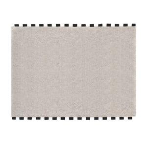 Tapperello White, dywan 120x95 cm