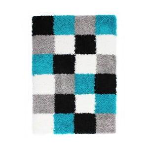 Niebieski dywan Flair Rugs Andes, 120x170 cm