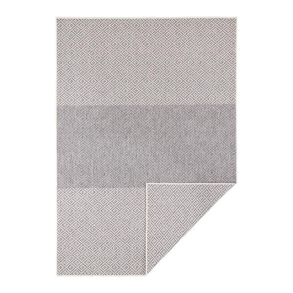 Beżowy dywan dwustronny odpowiedni na zewnątrz Bougari Borneo, 120x170 cm