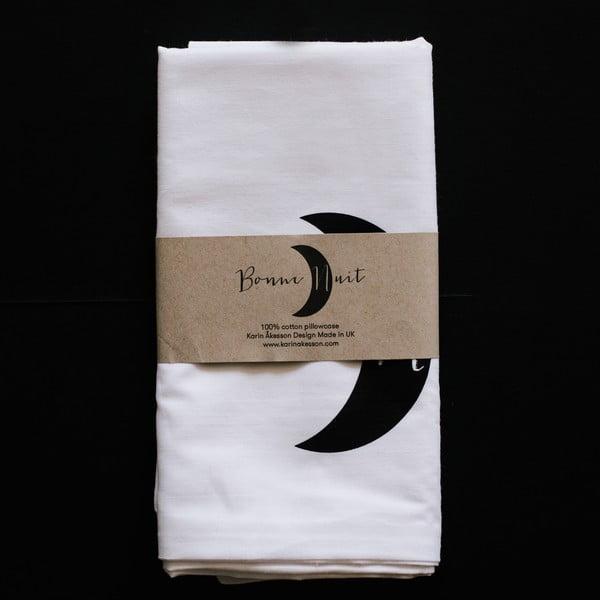 Poszewka na poduszkę Bonne Nuit, 52x72 cm