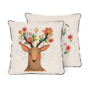 Poduszka Pillow Deer Dream, 45x45 cm