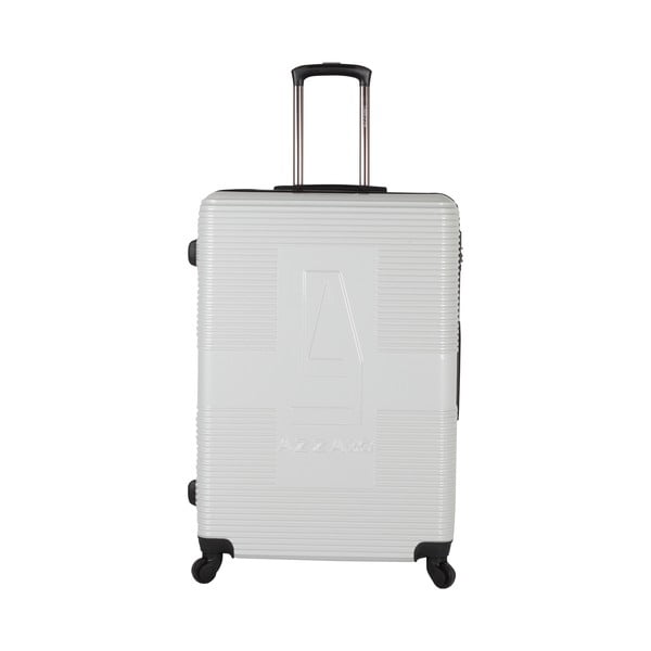 Walizka Azzaro Big White, 107 l
