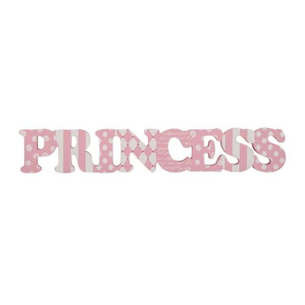 Napis dekoracyjny Princess