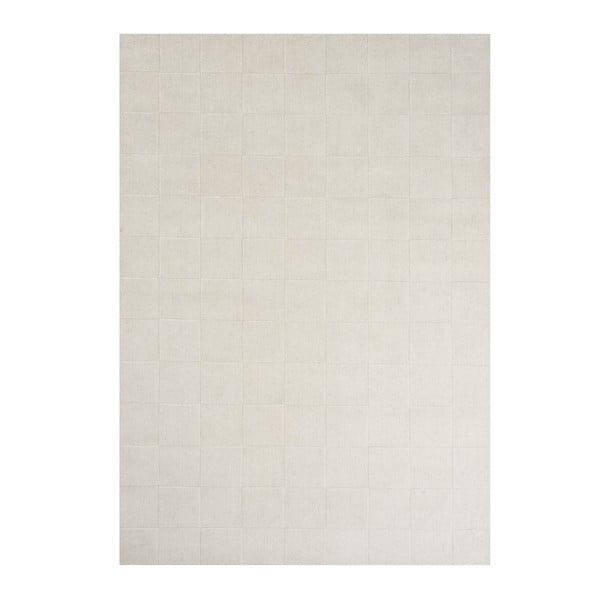 Dywan wełniany Luzern White, 200x300 cm