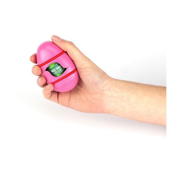 Etui na woreczki na odchody Beco Pocket, różowe