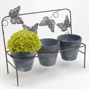 Komplet doniczek Butterfly Pot