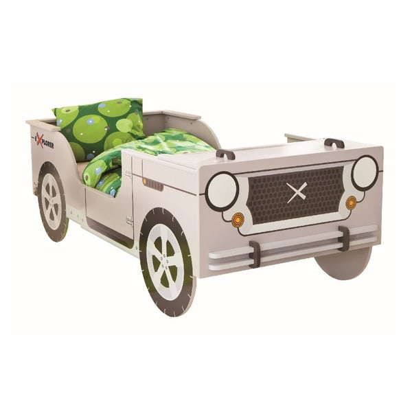 Łóżko Safari Car, 73,5 x 213 x 98,5 cm