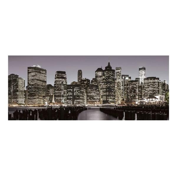 Szklany obraz New York Skyline 50x125 cm